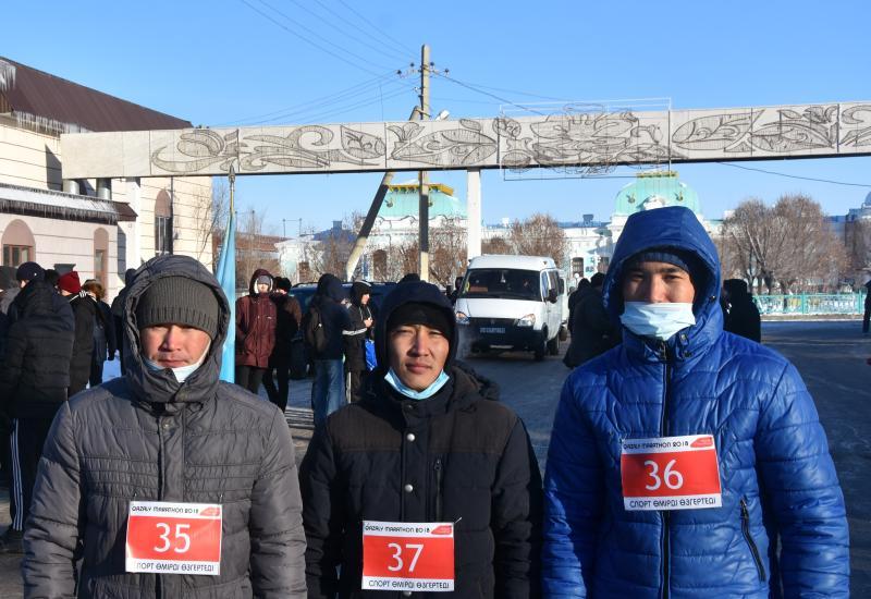 """Qazaly marathon – 2018"" марафоны өтті (фото)"
