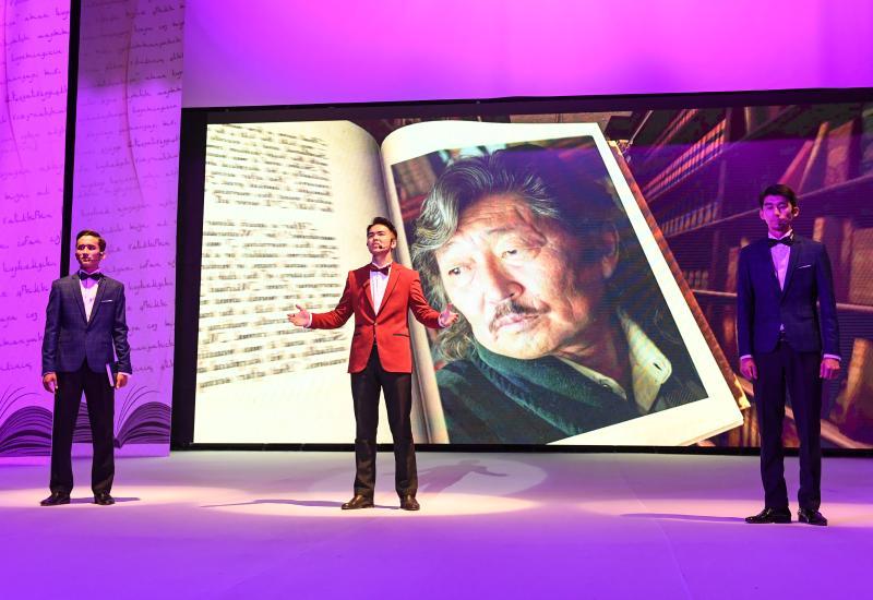 Қызылордада «Парасатты поэзия» халықаралық фестивалі өтті