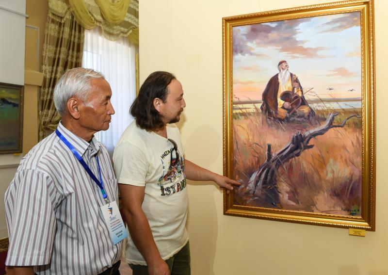 Қызылорда көркемсурет галереясына Салихитдин Айтбаевтың есімі берілді