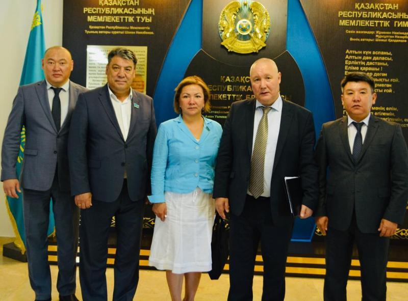 Парламент депутаттарының Сыр өңіріне іссапары жалғасуда