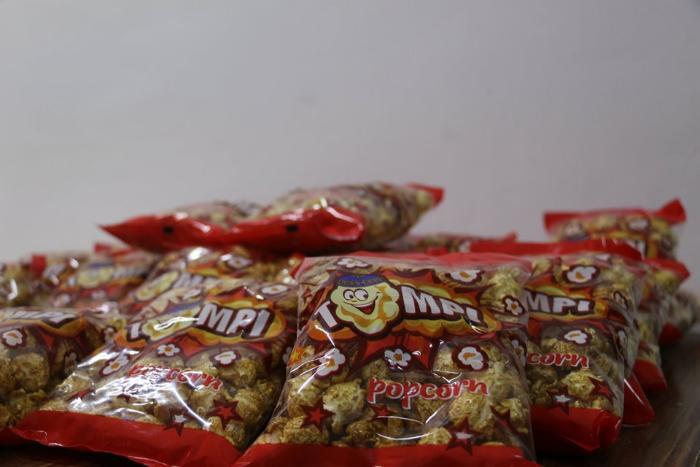 Қазақстандағы алғашқы попкорн Қазалыда шығарылады