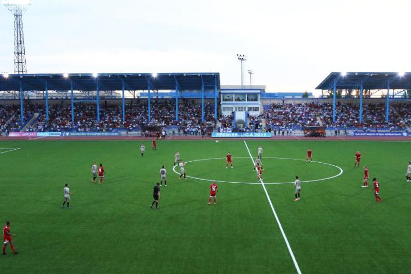 Қызылордадағы Мұратбаев стадионына Еуропалық матчтарды қабылдауға рұқсат берілді