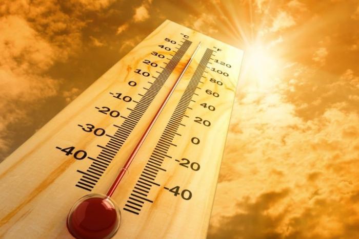 Алдағы күндері елімізде күн ыстық болады