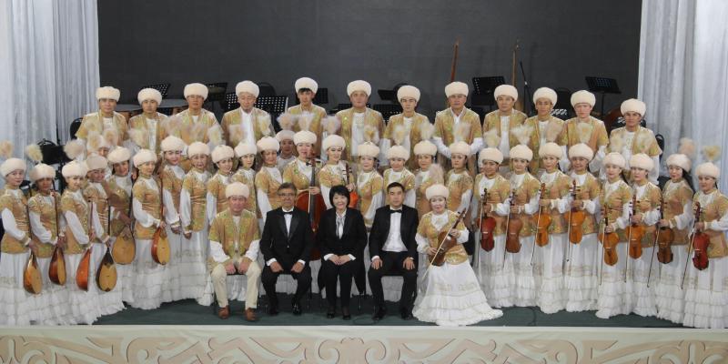 Сыр өнерпаздары гастрольдік сапармен Өзбекстанға барады