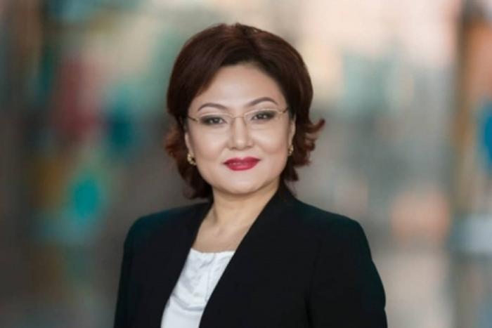 Дана Нұржігітова Сенат депутаты болып тағайындалды