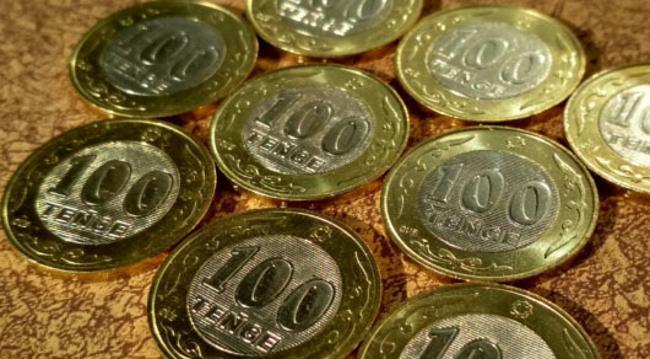 100 теңгелік монетадан қате табылды