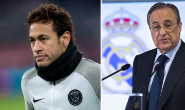 «Реал» президенті Неймар үшін қарызға батты