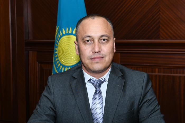 Қызылорда облыстық Мемлекеттік аудит департаментіне жаңа басшы тағайындалды