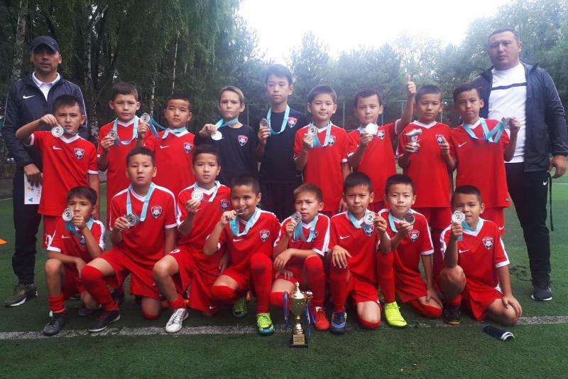 Қызылордалық жас футболшылар жүлдегер атанды