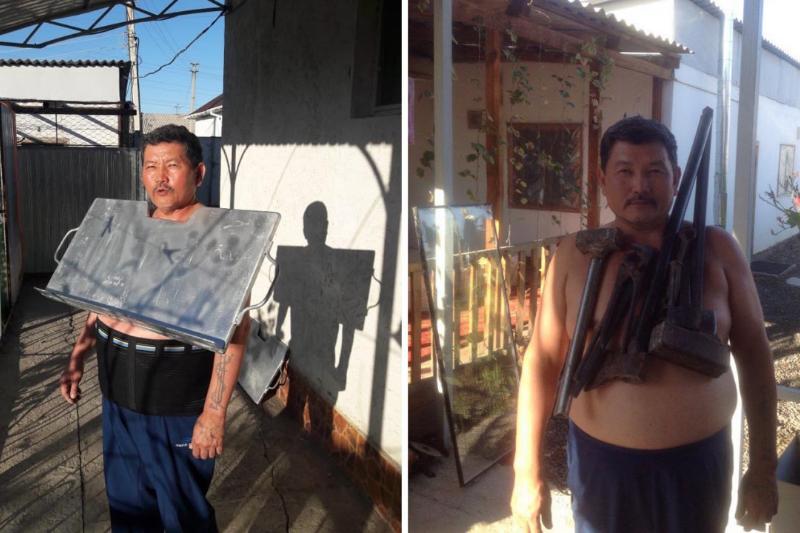 60 жастағы қызылордалық «магнит» тұрғын елден көмек сұрауда