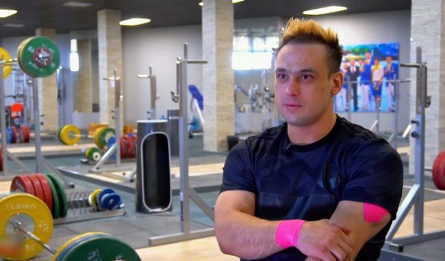 Илья Ильин Токио Олимпиадасына дайындықты бастады
