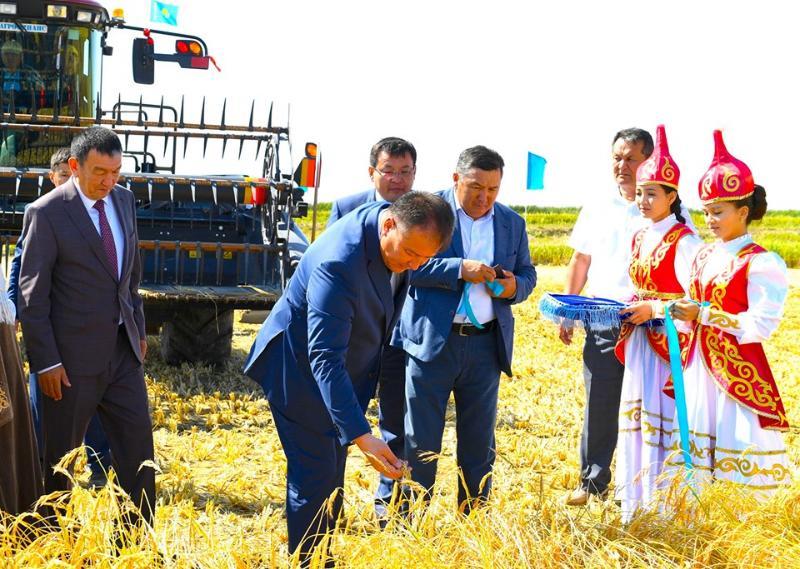 Қызылорда облысы ауыл шаруашылығы өнімінің енді 18 түрін экспорттайды