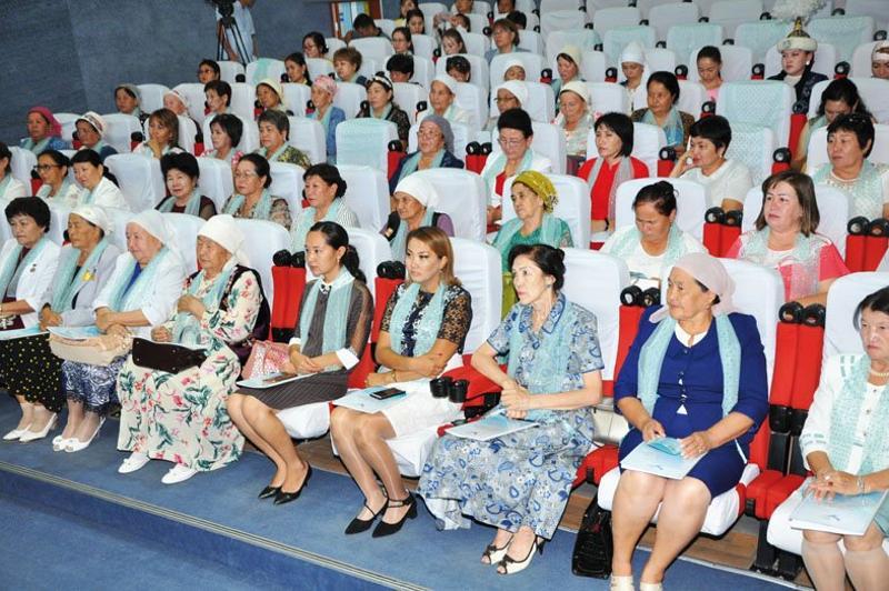 Шиеліде әйелдер форумы өтті (ФОТО)