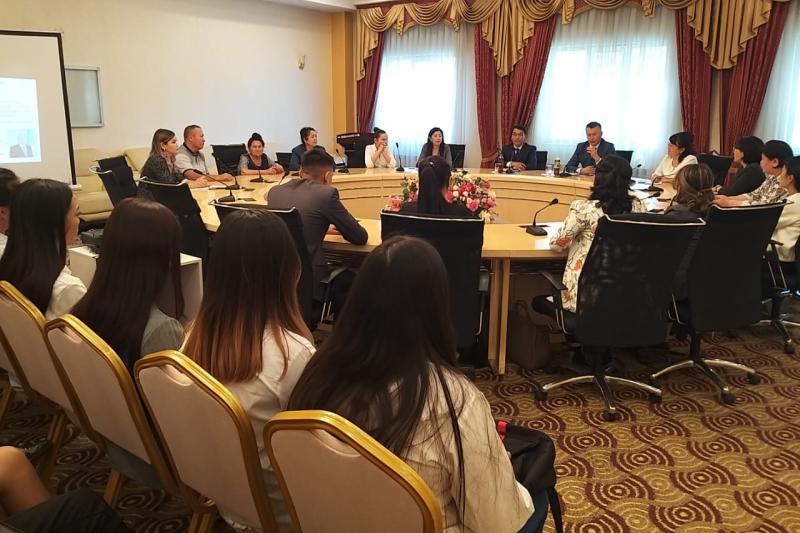 Қызылордадағы оқу орындарында «Адалдық сағаты» ұйымдастырылды