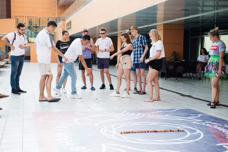 Қазақтың ұлттық ойыны халықаралық лагерьде таныстырылды (ФОТО)