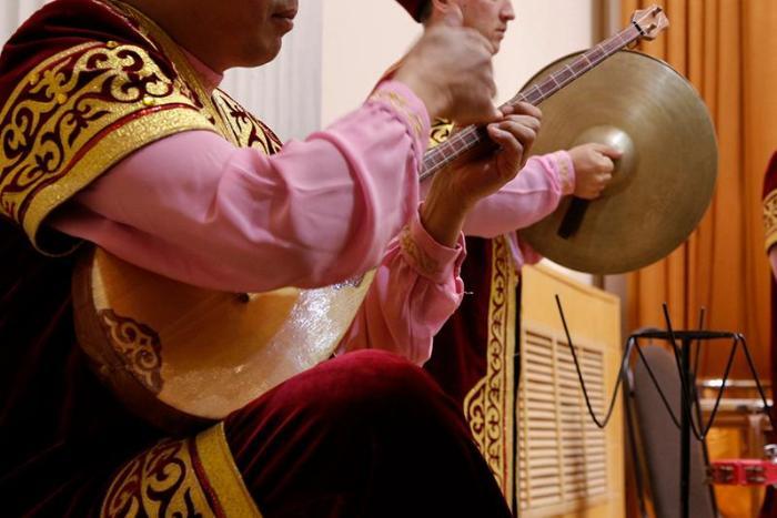 Қазалыда «Жанкент» фольклорлық ансамблі құрылды