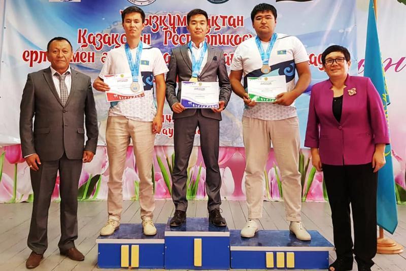 Қызылордалық тоғызқұмалақшы Бексұлтан Бостандықов Азия чемпионатына жолдама алды