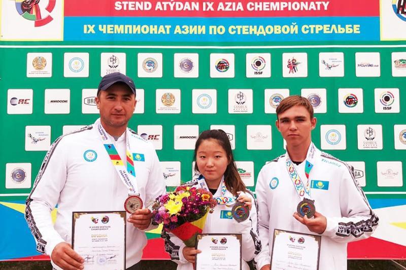 Қызылордалық мергендер Азия чемпионатынан жүлделі оралды