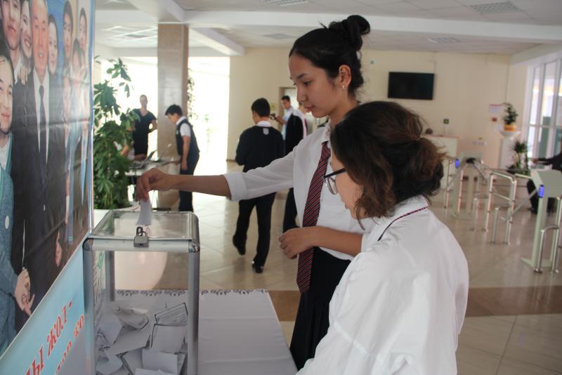 Қызылордадағы Назарбаев мектебінің жаңа президенті сайланды (ФОТО)