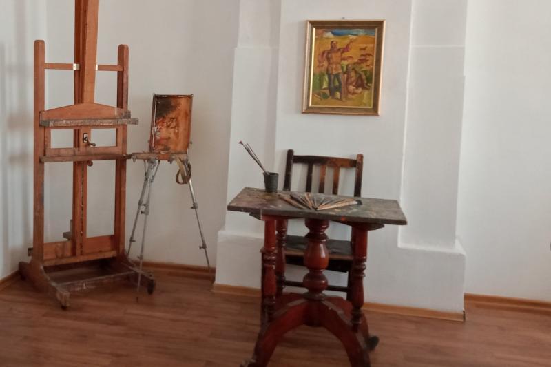 Қызылорда көркемсурет галереясы Салихитдин Айтбаевтың туындыларымен толықты