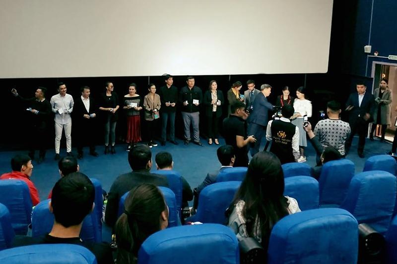 Қызылордада жастар туралы фильм жарыққа шықты (видео)