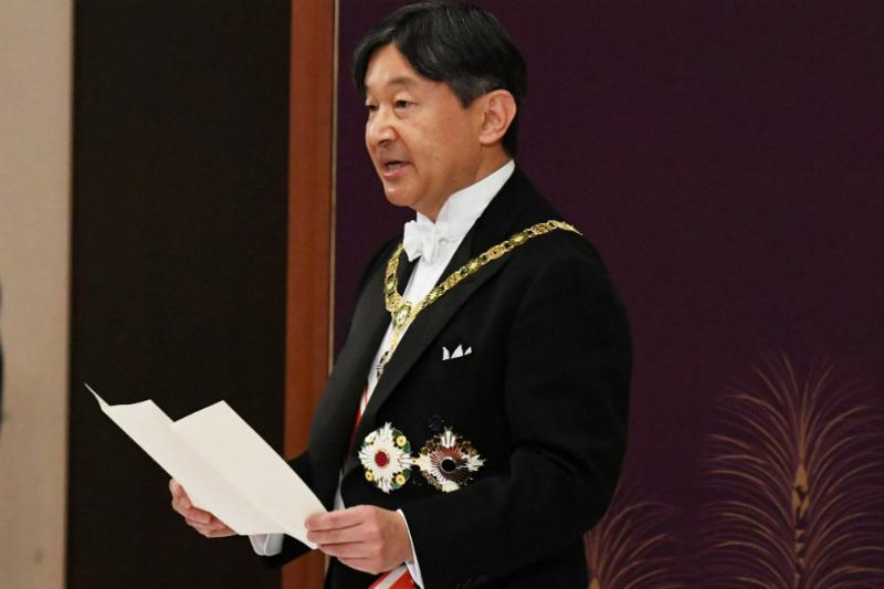 Назарбаев жапон императорының таққа отыру рәсіміне қандай киім киген? (ФОТО)
