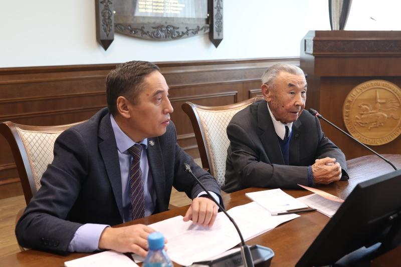 Нұр-Сұлтанда Әбдіжәміл Нұрпейісовтың мерейтойына арналған ғылыми-практикалық конференция өтті