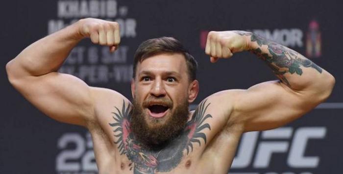 МакГрегор: Қазақстанның боксы мен еркін күресі ғажап