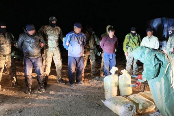 Қызылордада уран концентратын сатпақ болған қылмыстық топ ұсталды