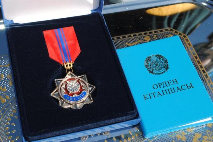 Қаза тапқан қызылордалық қорықшы «Айбын» орденімен марапатталды