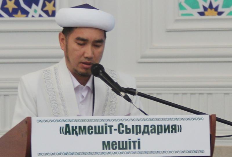 Қайырбек Отызбаев: Мұсылмандардың қабылданған тұғырнамасы – жақсылыққа бастайтын жеті рухани құндылық