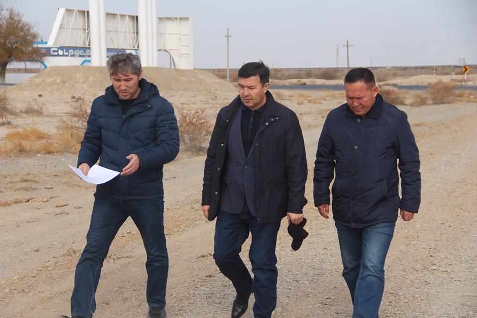 Руслан Рүстемов: Саяжай аумағындағы жол мәселесі өзекті тақырыпқа айналды