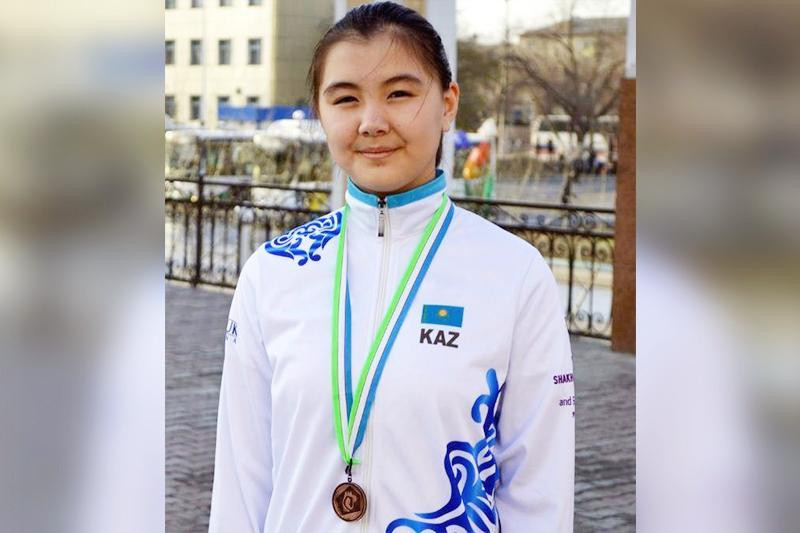 Қызылордалық жас спортшы дүниежүзілік шахмат олимпиадасынан жүлдемен оралды