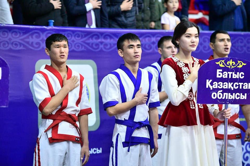 Қызылордада қазақ күресінен ел чемпионаты басталды